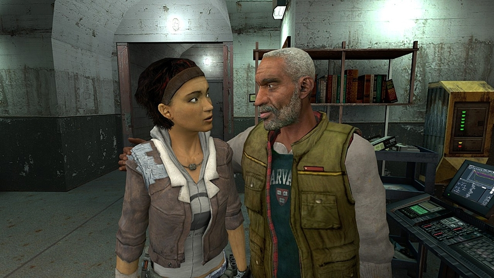 Сценарий Half-Life 2: Episode3 получил живое воплощение