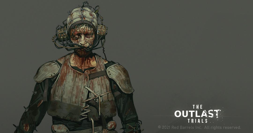 Авторы The Outlast Trials показали первые концепт-арты