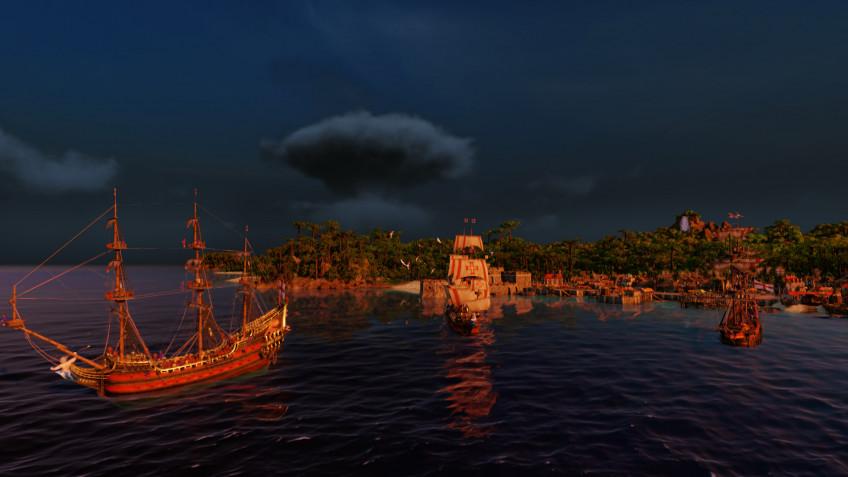 Критики выставили73 балла Port Royale 4: «Не лучшая стратегия в мире»