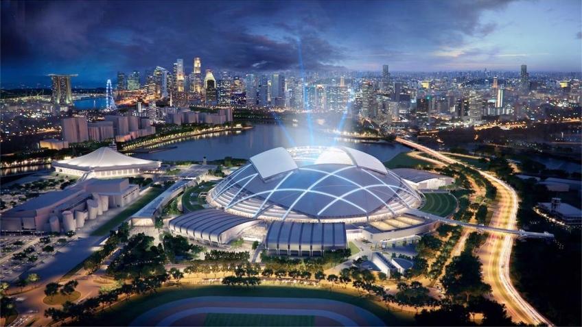Киберспорт станет частью Игр Юго-Восточной Азии