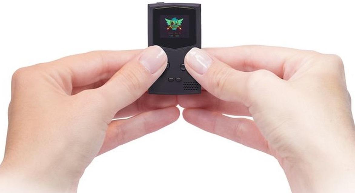 Game Boy возродили в виде миниатюрной консоли PocketSprite