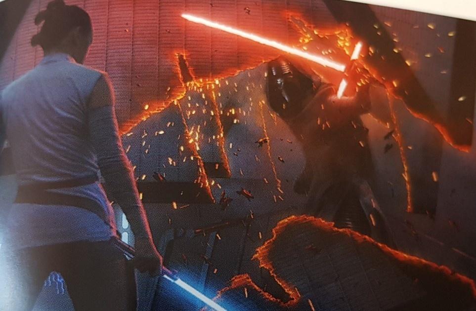 Утечка: появился изначальный сценарий девятого эпизода «Звёздных войн»