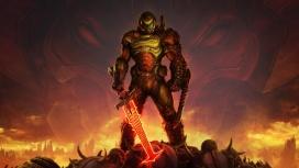 DOOM Eternal дебютировала на первой строчке еженедельного чарта Steam