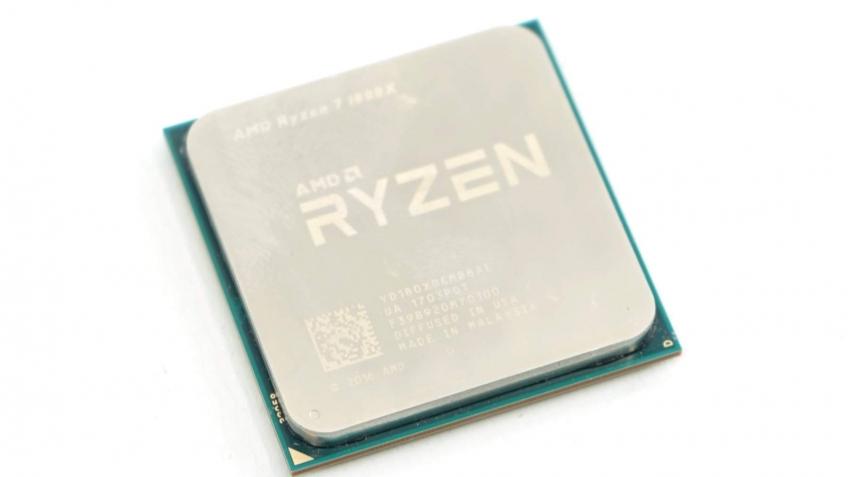 Процессор AMD Ryzen7 3700U может получить архитектуру Zen2