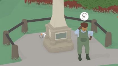 Игра про вредного гуся Untitled Goose Game выйдет в Epic Games Store в сентябре