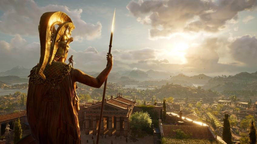 Assassin's Creed Odyssey стала самой успешной игрой серии на PS4 и Xbox One
