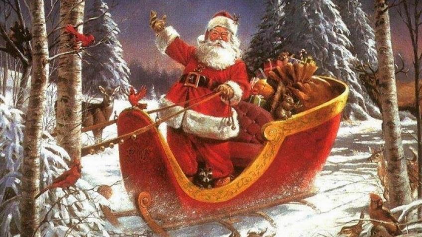 Мастерская Санта Клауса в PlayStation Home