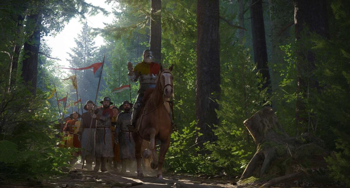 Kingdom Come: Deliverance — самая популярная новинка февраля в Steam