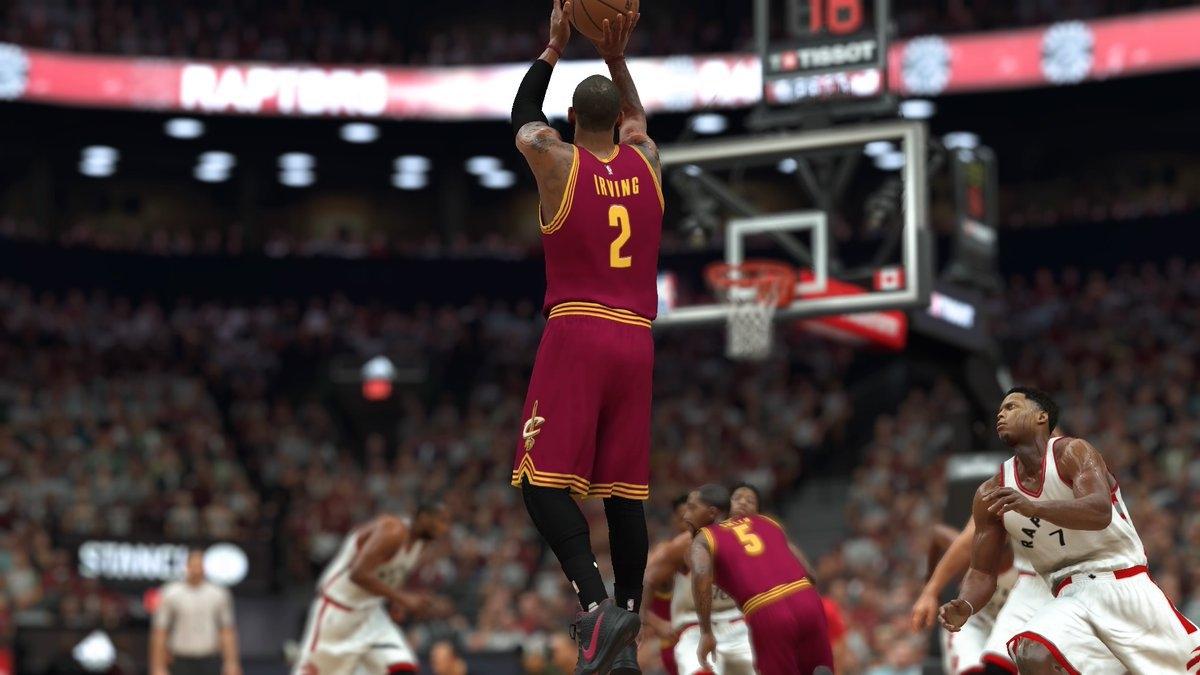 Создатели NBA 2K18 представили трейлер демоверсии The Prelude