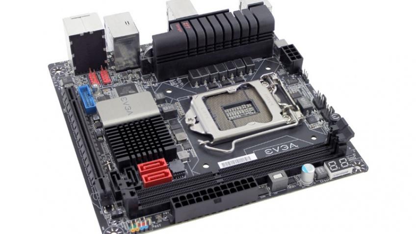 EVGA Z77 Stinger: mini-ITX-плата под LGA1155