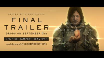 «Финальный» трейлер Death Stranding Director's Cut покажут8 сентября