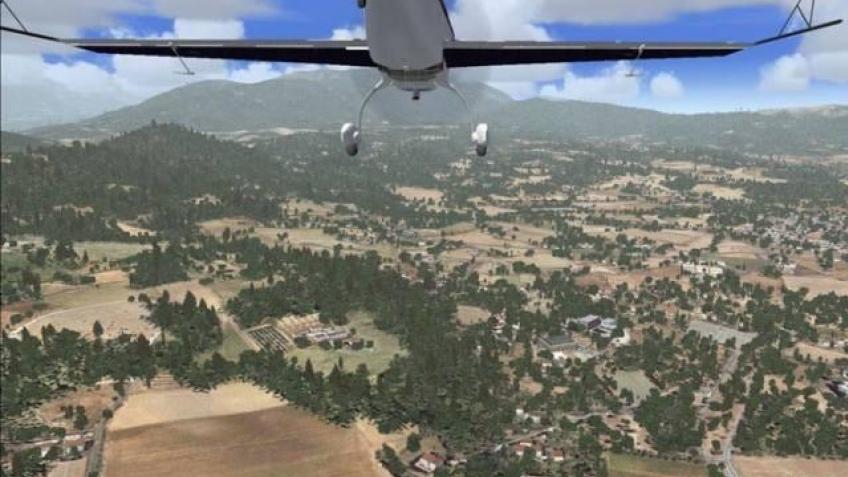 Flight Simulator X улетел на 'золото'
