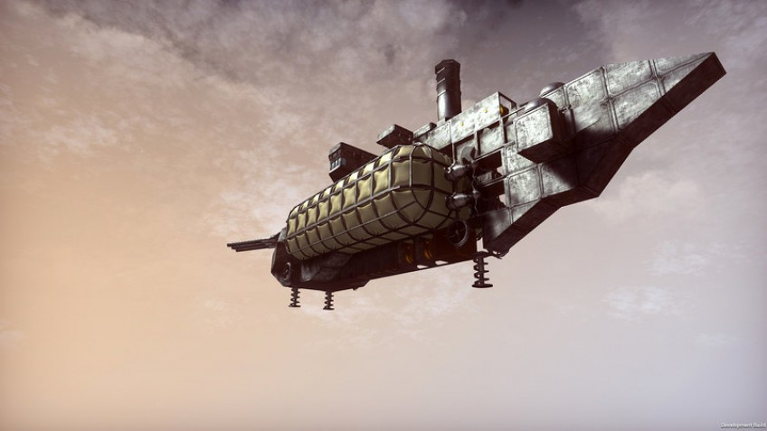 Бесплатный пролог Dieselpunk Wars вышел в Steam