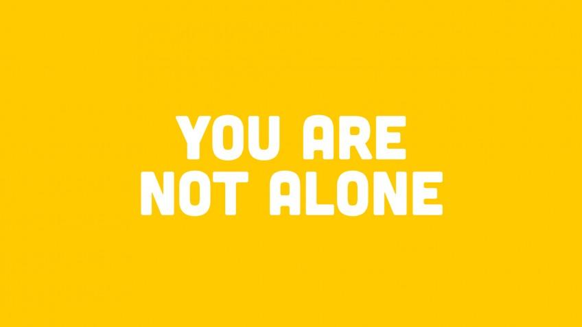 Трансляция You Are Not Alone предназначена для игроков, сидящих в карантине