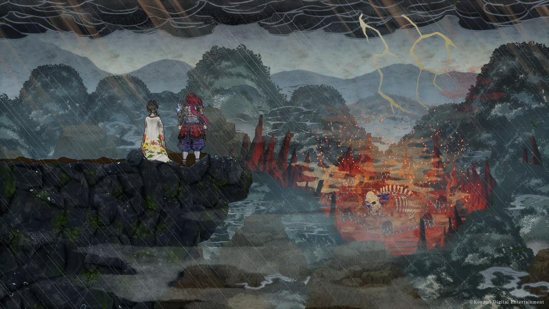 Рогалик GetsuFumaDen: Undying Moon вышел в ранний доступ