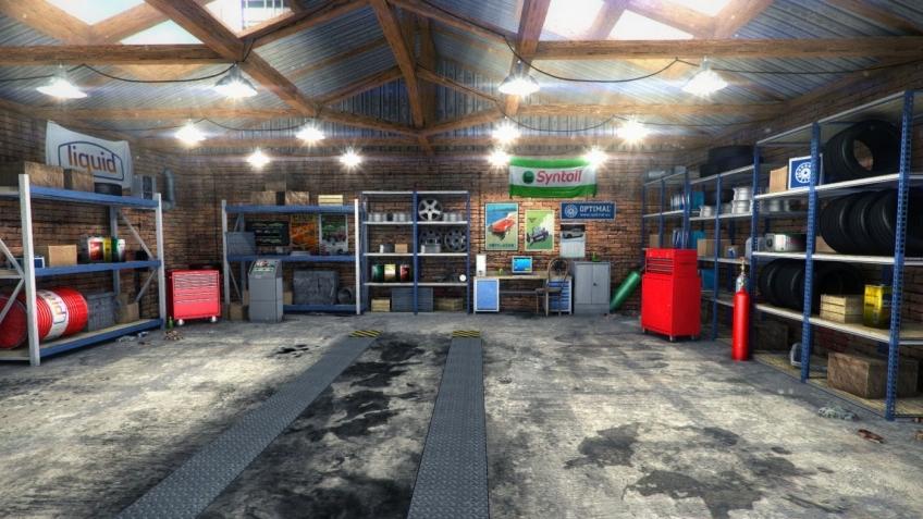 Car Mechanic Simulator выйдет на консолях летом