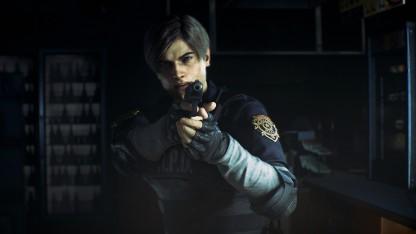 Capcom сравнила оригинал и ремейк Resident Evil2