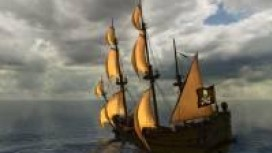 Пираты опаздывают