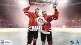 На обложке NHL 16 появятся сразу два игрока