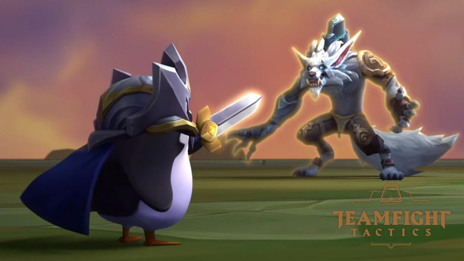 В Teamfight Tactics стартовал второй сезон Rise of the Elements