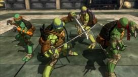 Черепашки-ниндзя из TMNT: Mutants in Manhattan получили именные ролики