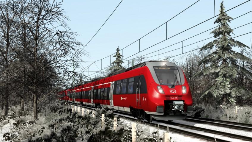 Train Simulator 2020 выходит в Steam на следующей неделе