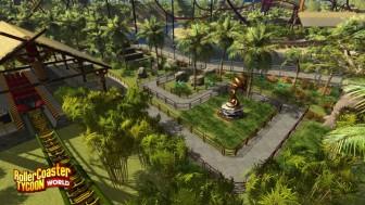 Выход RollerCoaster Tycoon World отложили