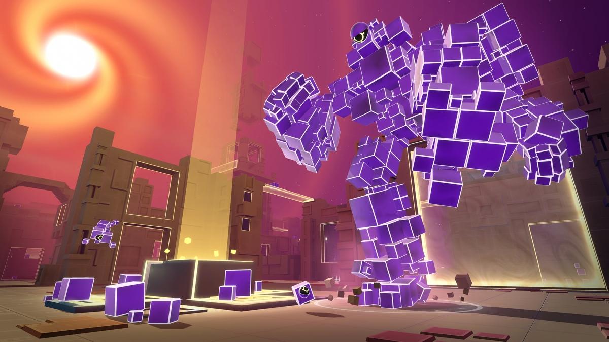 Ubisoft выпустит аренный шутер Atomega