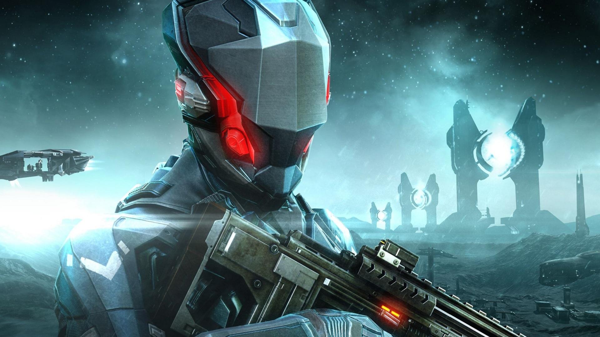 Шутер Project Nova во вселенной EVE Online начнут делать с нуля