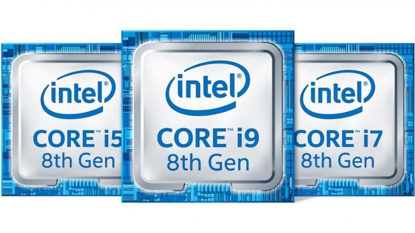 Intel анонсировала процессор для ноутбуков Core i9-8950HK