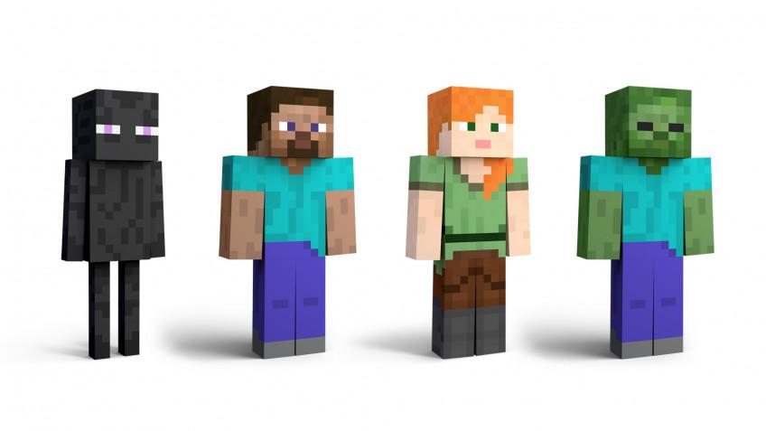 Стив из Minecraft появится в Super Smash Bros. Ultimate13 октября