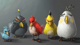 Анимационный фильм Angry Birds выйдет летом 2016 года