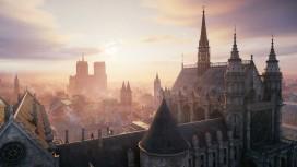 Карта Assassin's Creed Unity появилась в сети
