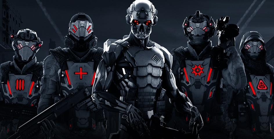 Я — робот. Новый боевой класс Warface и его особенности