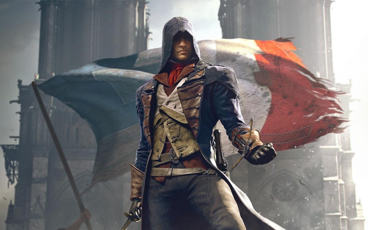 Бесплатную копию Assassin's Creed Unity в Uplay загрузили3 миллиона человек