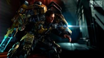 На новых кадрах из The Surge показали врагов и огромного робота