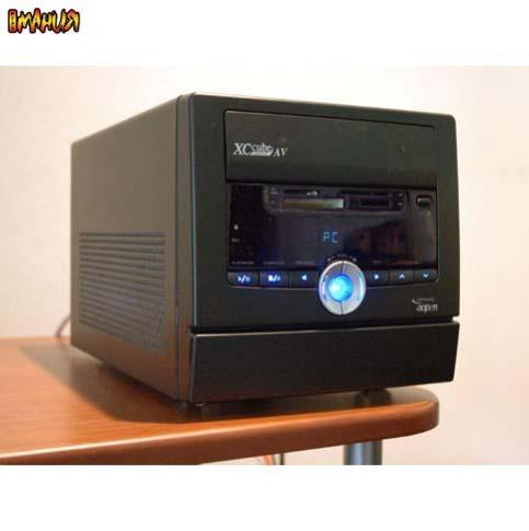 Такой маленький Media Center PC