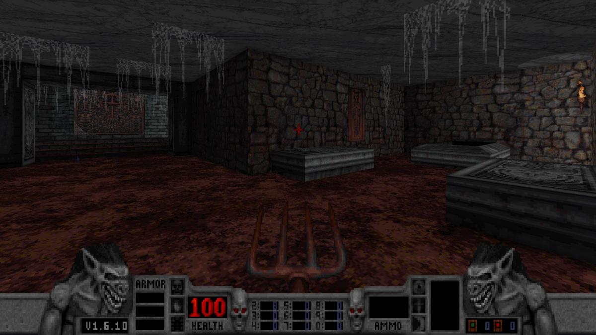 СМИ: опубликованы свежие скриншоты из переиздания Blood