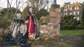 В Шотландии устроили «средневековую» свадьбу