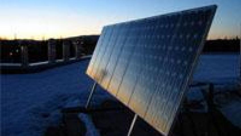 Солнечная энергия интересует бизнесменов