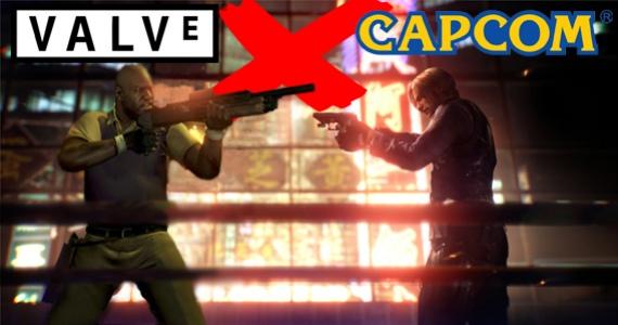 Valve и Capcom объединят Resident Evil6 и Left4 Dead2 в кроссовер