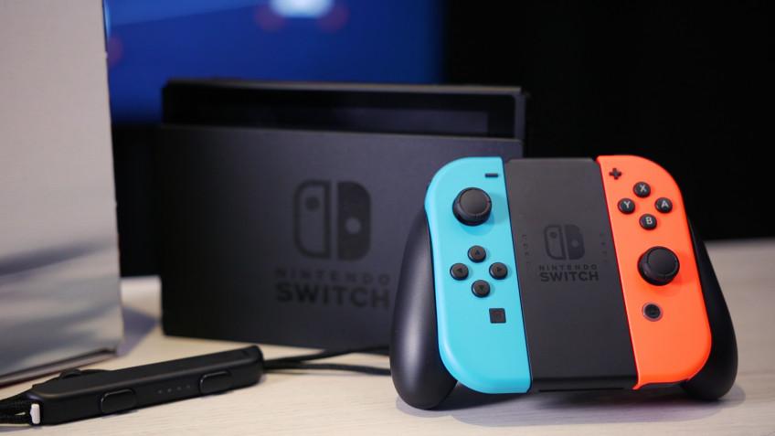 Nintendo не планирует анонсировать новую модель Switch в ближайшее время