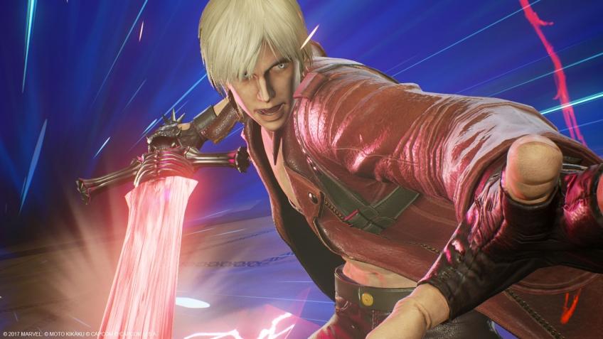Capcom показала бонусы предварительного заказа Marvel vs. Capcom: Infinite