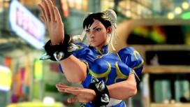 Capcom исправила баг с грудью Чунь Ли