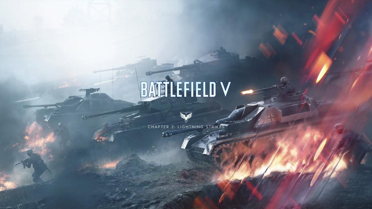 Второй сезон Battlefield V начнётся17 января