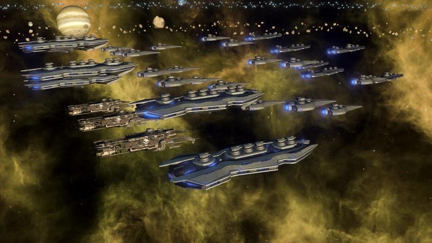 Директор Stellaris начинает работать над секретным проектом Paradox