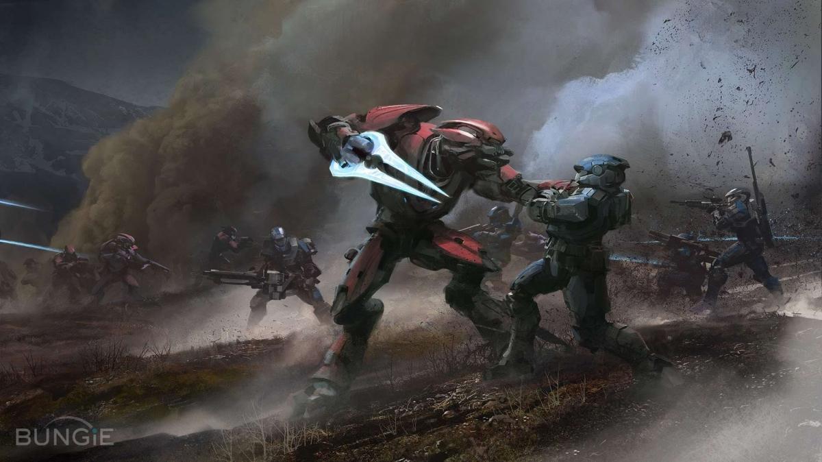 Halo: Reach из сборника Halo: The Master Chief Collection могут начать тестировать в апреле