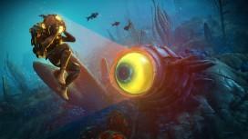 На этой неделе в No Man's Sky появится полноценный подводный мир