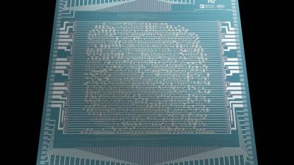 Создан первый полностью рабочий процессор на углеродных нанотрубках