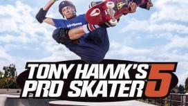 Tony Hawk's Pro Skater5 выйдет осенью